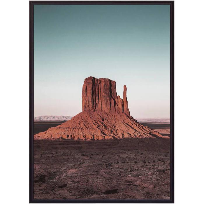 Постер в рамке Дом Корлеоне Гора Аризона 50x70 см