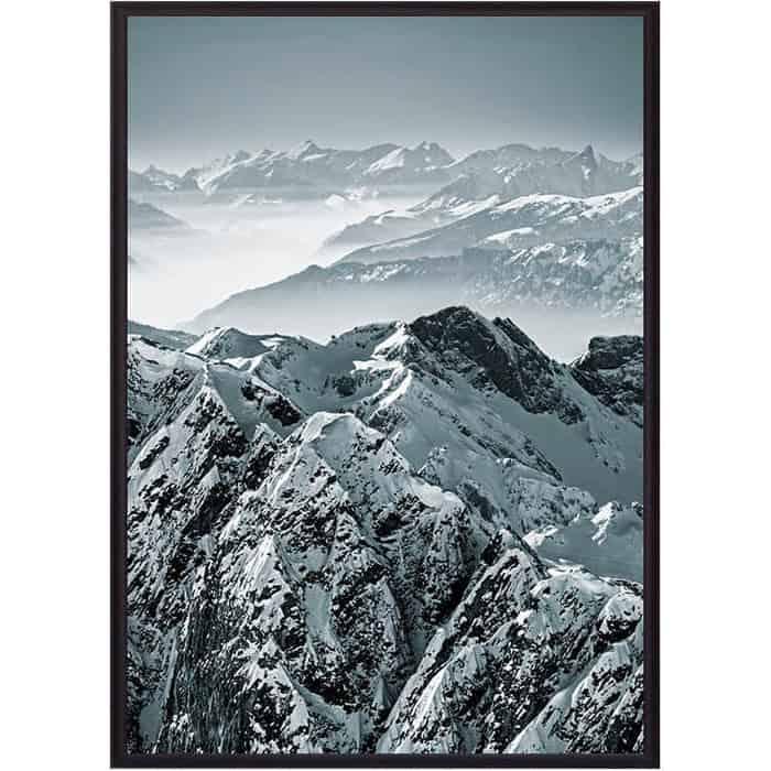 Фото - Постер в рамке Дом Корлеоне Горы 40x60 см постер в рамке дом корлеоне горы 40x60 см