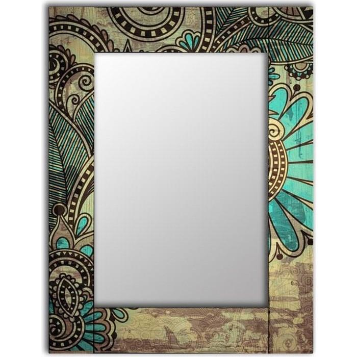 Настенное зеркало Дом Корлеоне Дейзи 80x80 см