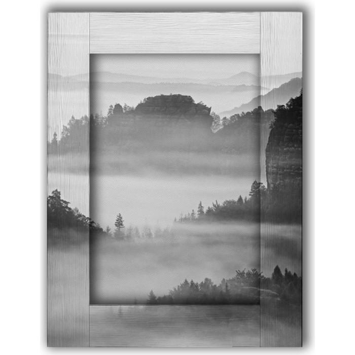 Картина с арт рамой Дом Корлеоне Долина 60x80 см