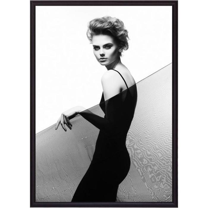 Постер в рамке Дом Корлеоне За стеклом 50x70 см