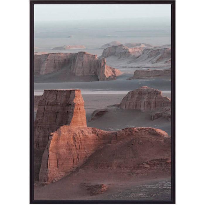 Постер в рамке Дом Корлеоне Иран 21x30 см