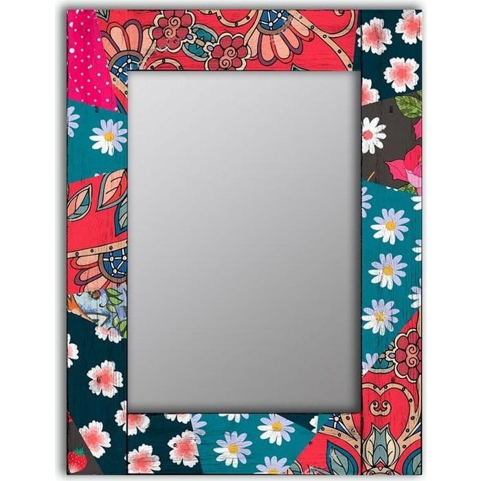 Настенное зеркало Дом Корлеоне Июль 80x80 см
