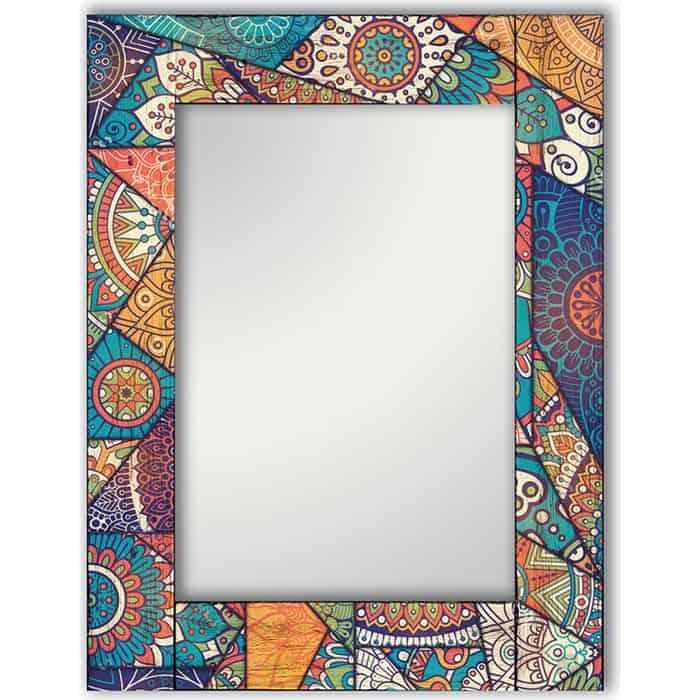 Настенное зеркало Дом Корлеоне Калейдоскоп 75x110 см
