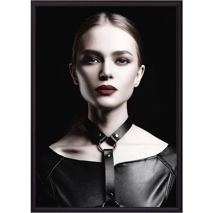 цена Постер в рамке Дом Корлеоне Кожаный бум 40x60 см онлайн в 2017 году