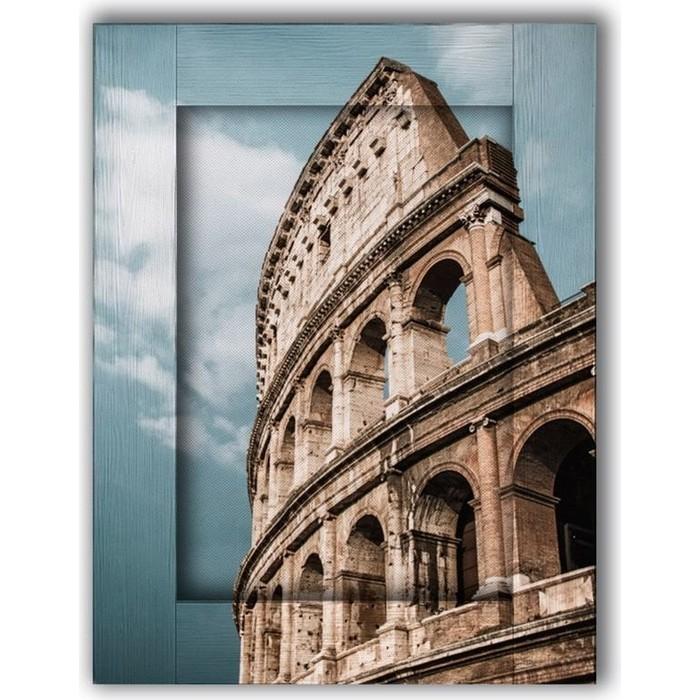 Картина с арт рамой Дом Корлеоне Колизей 80x100 см цена 2017