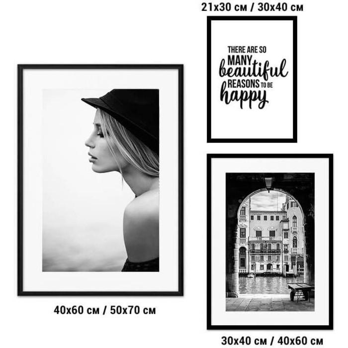 Набор из 3-х постеров Дом Корлеоне Коллаж Fashion №51 30х40 см 1 шт., 40х60 50х70 1шт.
