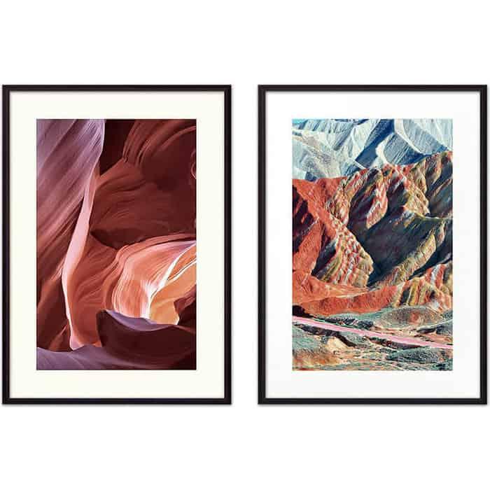 Набор из 2-х постеров Дом Корлеоне Коллаж Природа №18 21х30 см 2 шт. набор из 2 х постеров дом корлеоне коллаж природа 28 21х30 см 2 шт