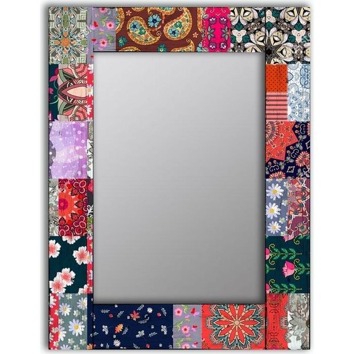 Настенное зеркало Дом Корлеоне Косынка 80x80 см