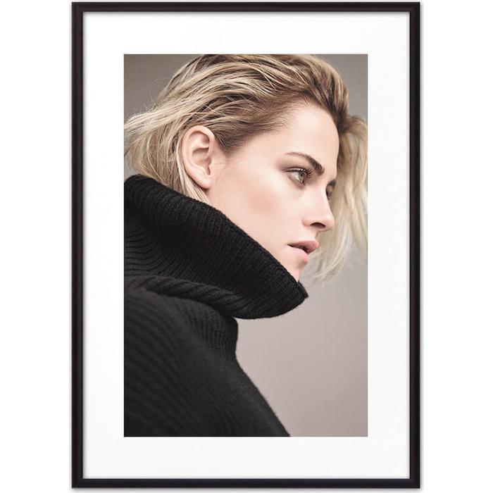 Постер в рамке Дом Корлеоне Кристен Стюарт 40x60 см