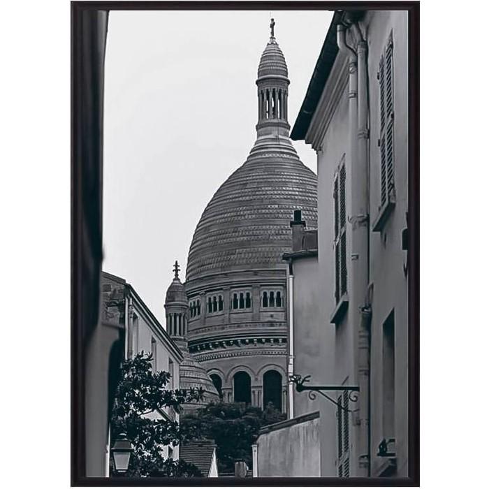 Постер в рамке Дом Корлеоне Купол Сакре-Кер 50x70 см пижама каш кер