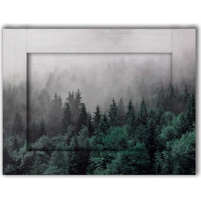 Картина с арт рамой Дом Корлеоне Лес 45x55 см картина с арт рамой дом корлеоне нотр дам 45x55 см