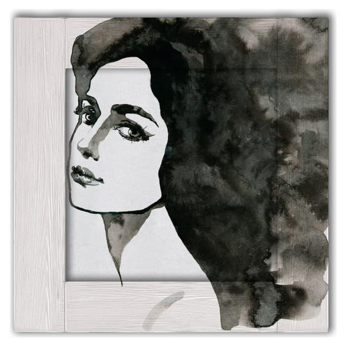 Картина с арт рамой Дом Корлеоне Мадлен 70x70 см