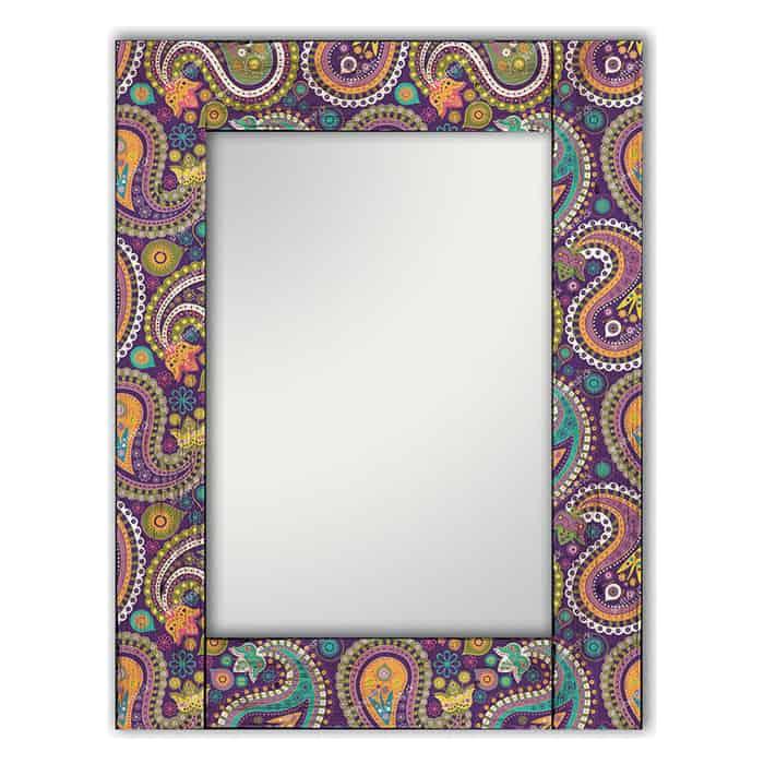 Настенное зеркало Дом Корлеоне Манарола 80x170 см настенное зеркало дом корлеоне бохо шик 80x170 см