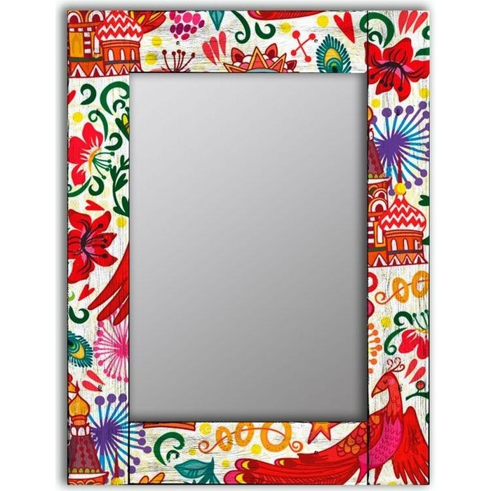 Настенное зеркало Дом Корлеоне Москва 75x170 см