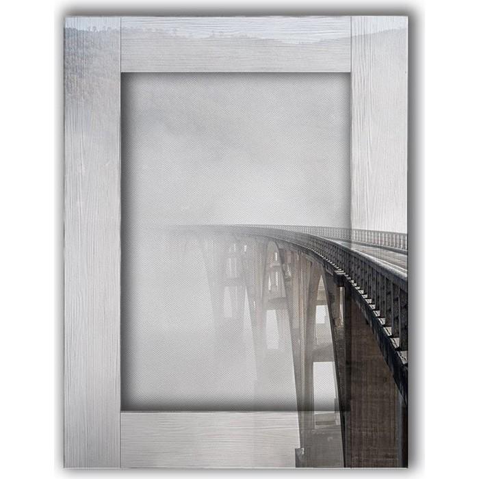 Картина с арт рамой Дом Корлеоне Мост 80x100 см
