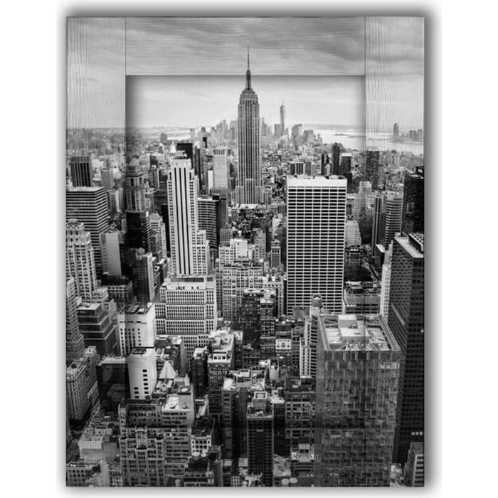 Картина с арт рамой Дом Корлеоне Нью-Йорк 60x80 см картина с арт рамой дом корлеоне у причала 60x80 см
