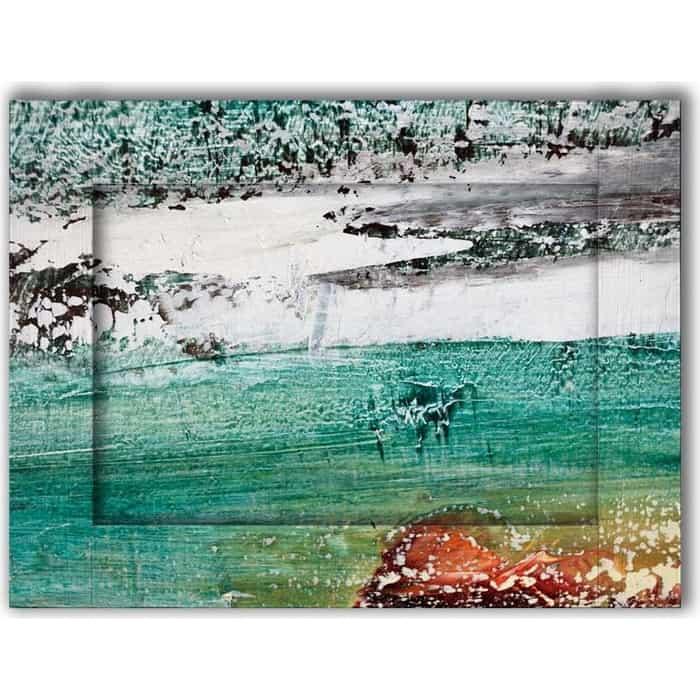 Картина с арт рамой Дом Корлеоне Оттепель 80x100 см картина с арт рамой дом корлеоне прогулка 80x100 см