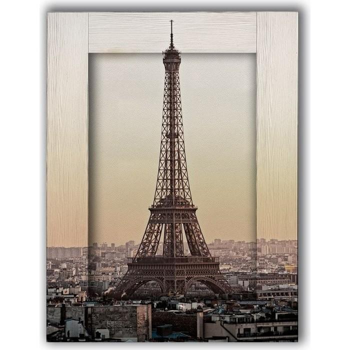 Картина с арт рамой Дом Корлеоне Париж 60x80 см