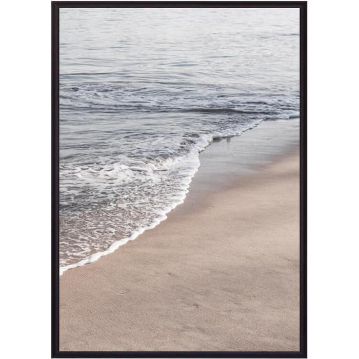 Постер в рамке Дом Корлеоне Песочный берег 21x30 см