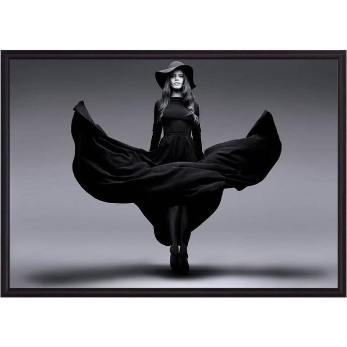 Постер в рамке Дом Корлеоне Платье полете 50x70 см