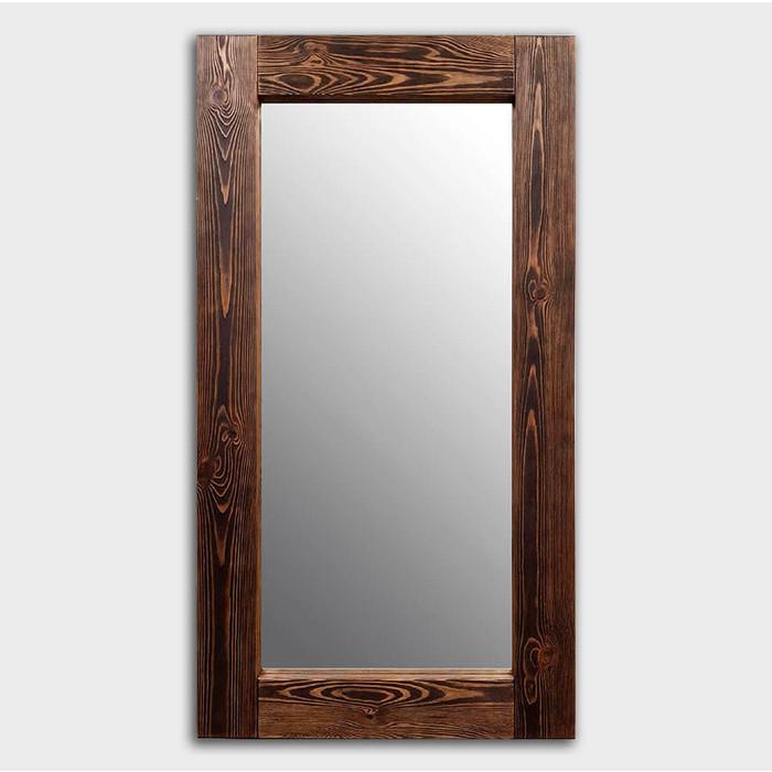 Настенное зеркало Дом Корлеоне Прованс 90x90 см