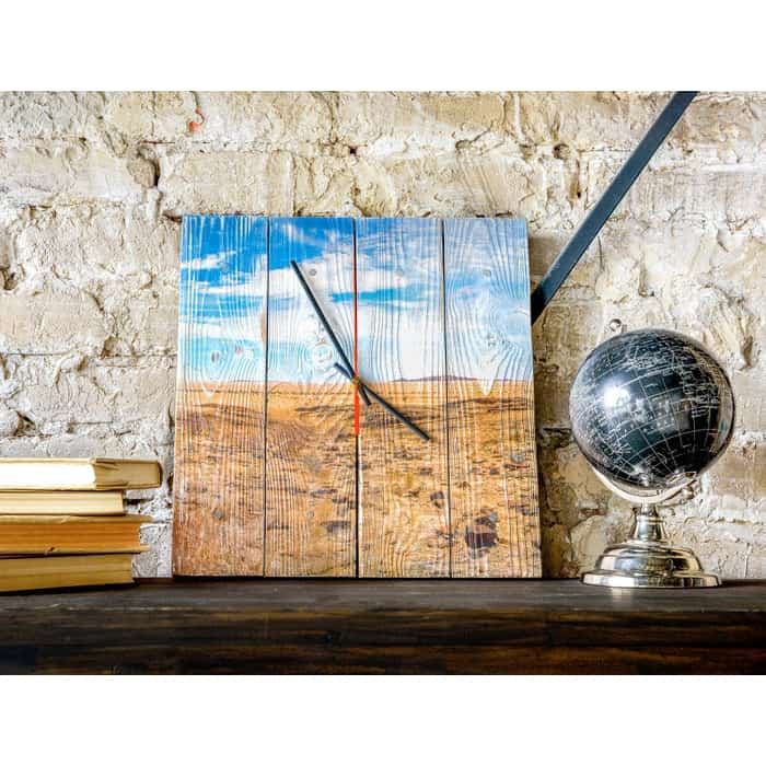 Настенные часы Дом Корлеоне Пустыня Техаса 60x60 см