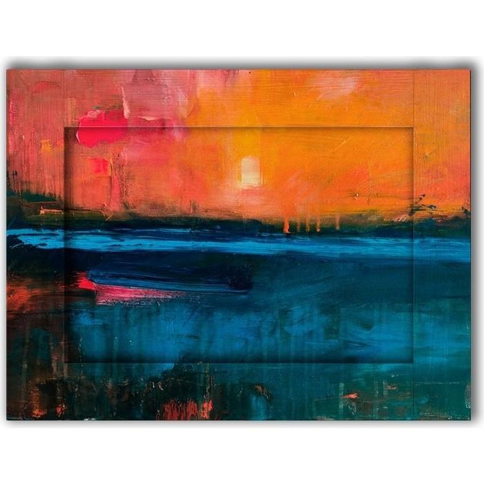 Картина с арт рамой Дом Корлеоне Рассвет 45x55 см