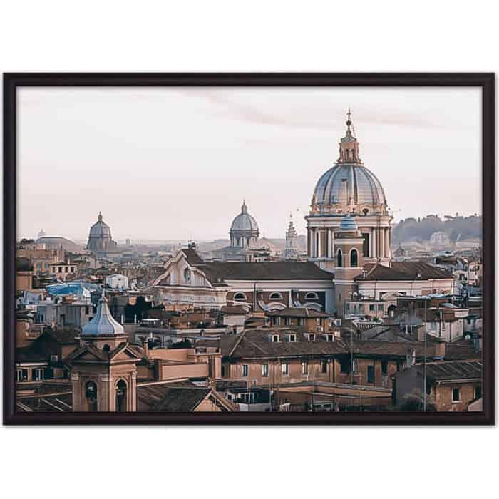 Постер в рамке Дом Корлеоне Рим 40x60 см