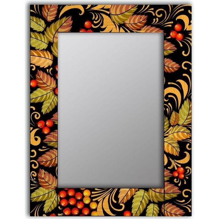 Настенное зеркало Дом Корлеоне Рябиновый куст 65x80 см