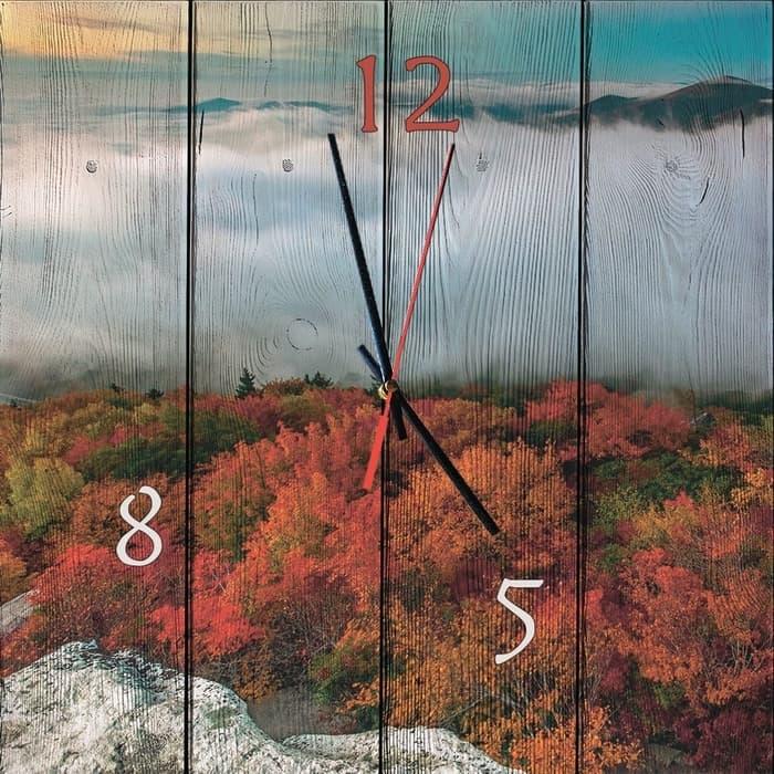 Настенные часы Дом Корлеоне Северная Калифорния 30x30 см