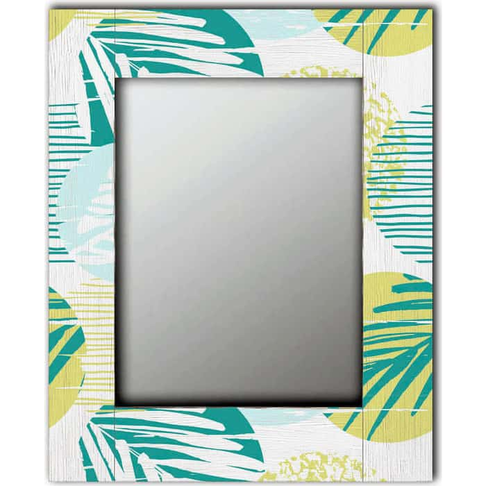 Настенное зеркало Дом Корлеоне Солнечное утро 65x80 см