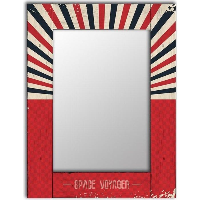 Фото - Настенное зеркало Дом Корлеоне Спейс 75x140 см настенное зеркало дом корлеоне дикая природа 75x140 см
