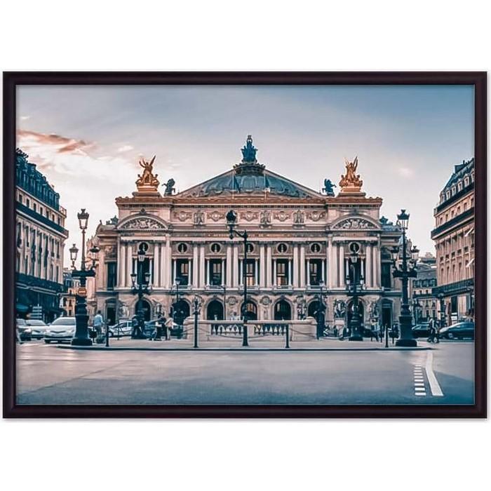 Постер в рамке Дом Корлеоне Театр оперы 50x70 см