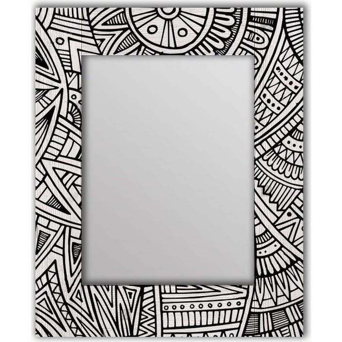 Настенное зеркало Дом Корлеоне Трайбл 65x80 см