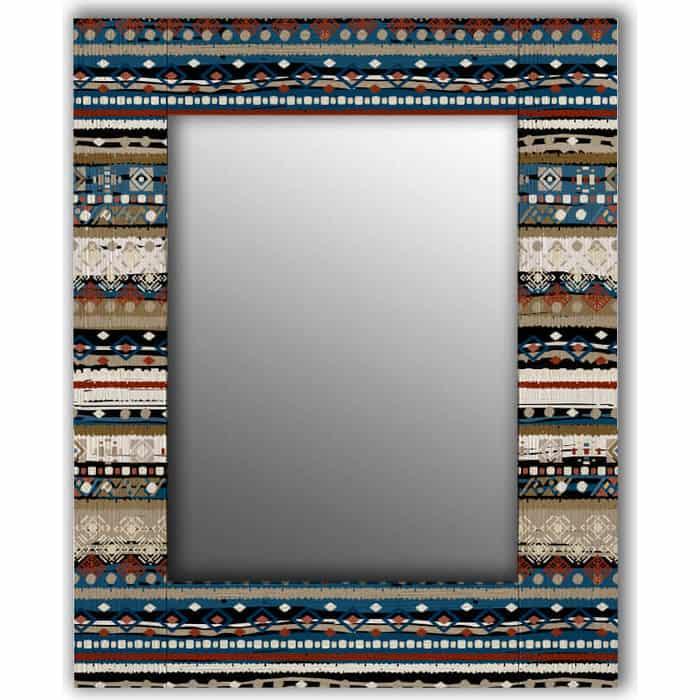 Настенное зеркало Дом Корлеоне Финистер 60x60 см