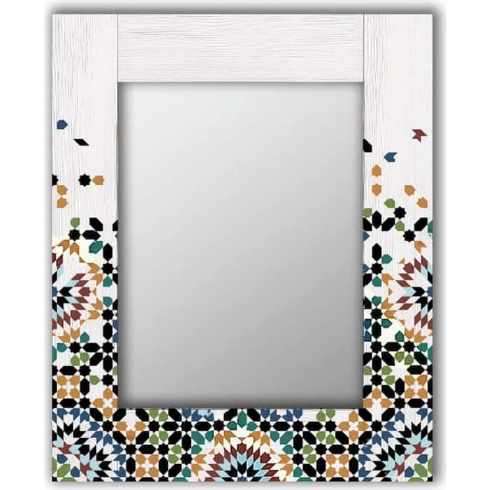 Настенное зеркало Дом Корлеоне Шампань 60x60 см