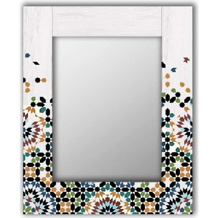 Настенное зеркало Дом Корлеоне Шампань 80x170 см