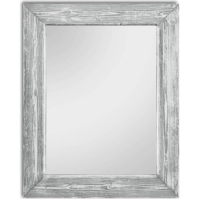 Настенное зеркало Дом Корлеоне Шебби Шик Серый 75x110 см