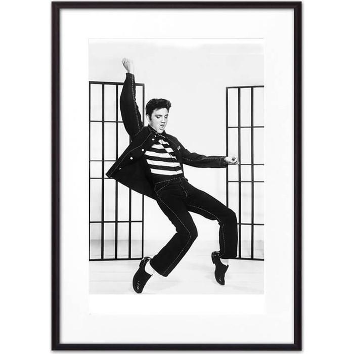 Постер в рамке Дом Корлеоне Элвис Пресли 21x30 см