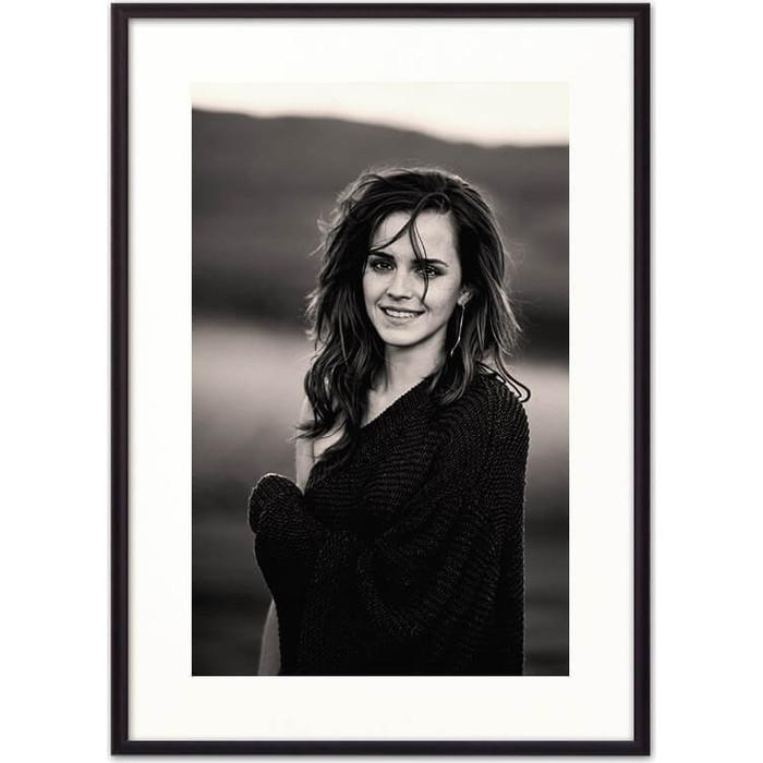 Фото - Постер в рамке Дом Корлеоне Эмма Уотсон 40x60 см постер в рамке дом корлеоне new york 40x60 см