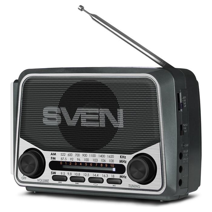 Радиоприемник Sven SRP-525 gray