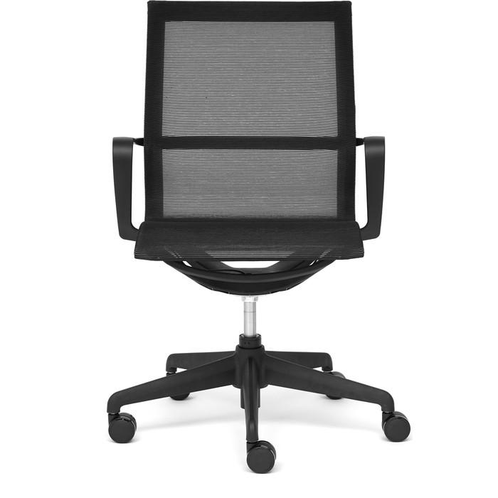 Кресло TetChair Oliver ткань черный