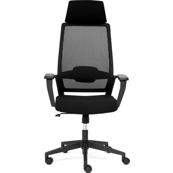 Кресло TetChair Mesh-7 ткань черный