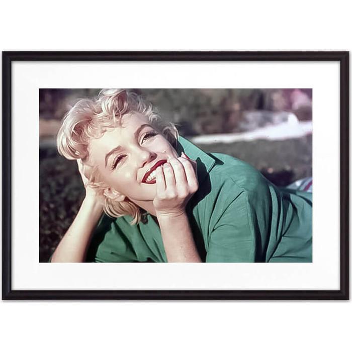 Постер в рамке Дом Корлеоне Мерилин Монро 07-0509-40х60