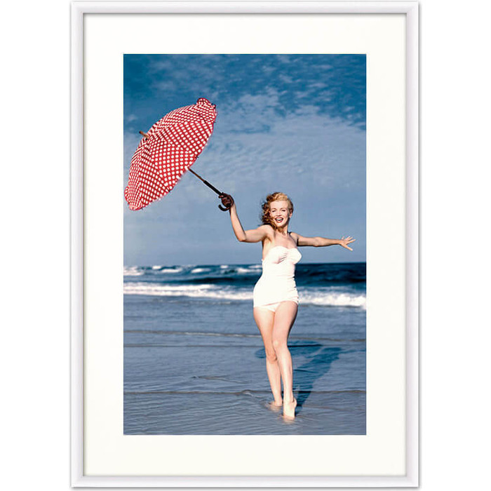 Постер в рамке Дом Корлеоне Мерилин Монро 07-0510-30х40