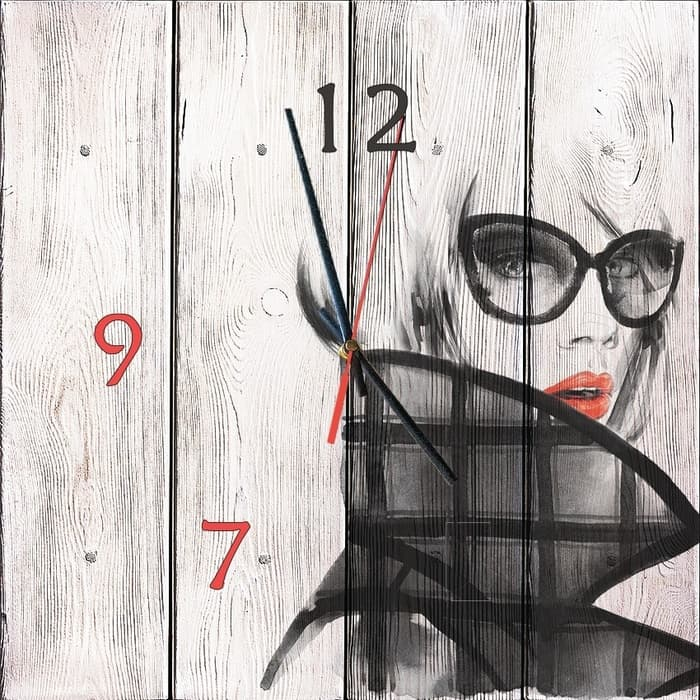 Настенные часы Дом Корлеоне Модница 02-0007-40х40