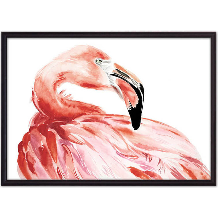 Постер в рамке Дом Корлеоне Фламинго 07-0311-50х70