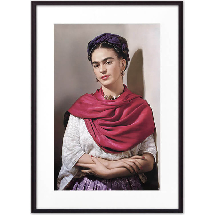 Постер в рамке Дом Корлеоне Фрида Кало 07-0486-40х60