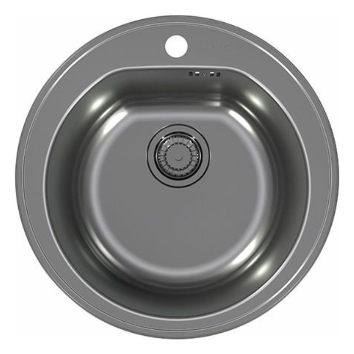Мойка кухонная Alveus Monarch Form 30 антрацит (1078583)